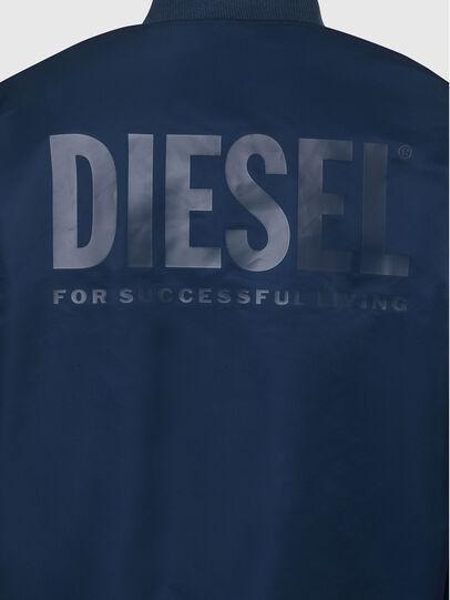 Diesel - J-ROSS-REV, Blue - Jackets - Image 5
