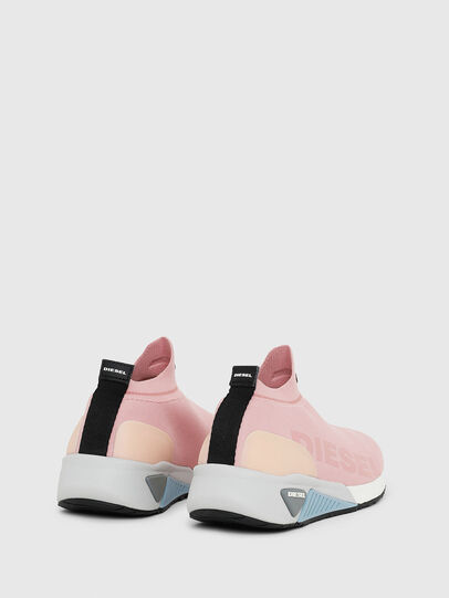 Diesel - S-KB ATHL SOCK II W, Pink - Sneakers - Image 3