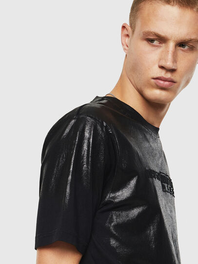 Diesel - T-JUST-J1, Black - T-Shirts - Image 3