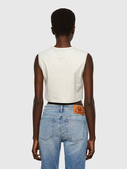 Diesel - T-WELL-B1, White - T-Shirts - Image 2