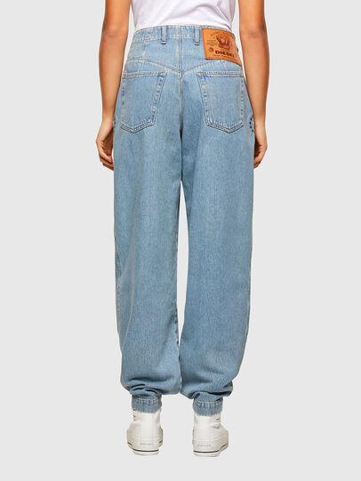 Diesel - D-Concias Boyfriend Jeans 009RQ, Light Blue - Jeans - Image 2