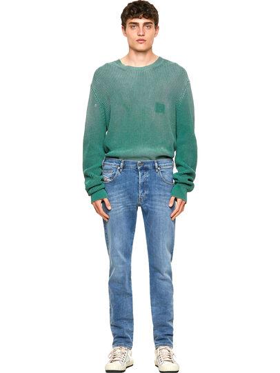 Diesel - D-Yennox Tapered Jeans 009EK, Light Blue - Jeans - Image 5