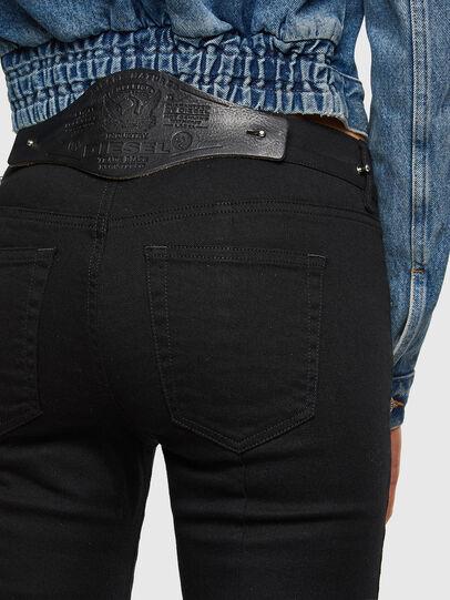 Diesel - D-Blessik 0688H, Black/Dark Grey - Jeans - Image 4