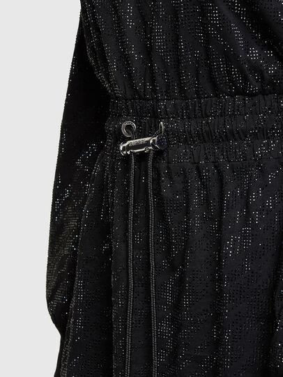 Diesel - D-ATENS, Black - Dresses - Image 4