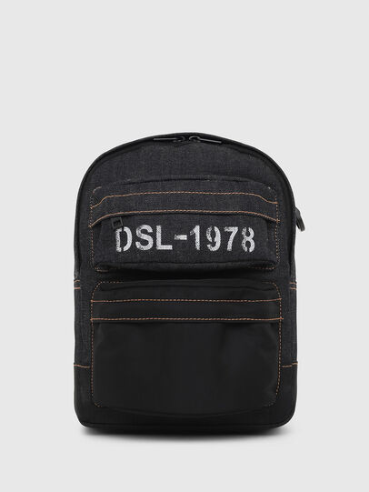 Diesel - BREGGHI, Dark Blue - Backpacks - Image 1