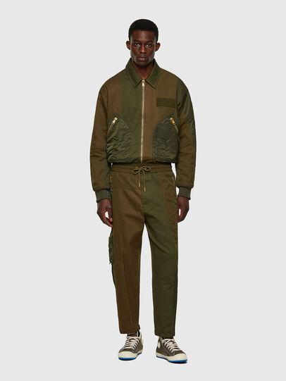 Diesel - P-BRIGGS, Verde Militar - Pantalones - Image 6