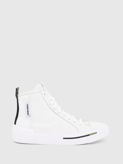 Diesel - S-DESE ML W, White/Black - Sneakers - Image 1