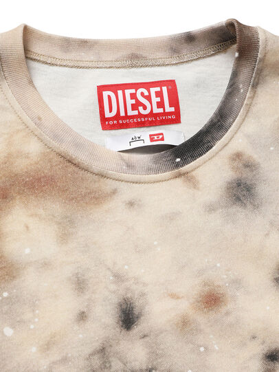 Diesel - ACW-TS01, Beige - T-Shirts - Image 3