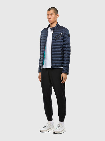 Diesel - W-DOLMIR-KA, Dark Blue - Winter Jackets - Image 7