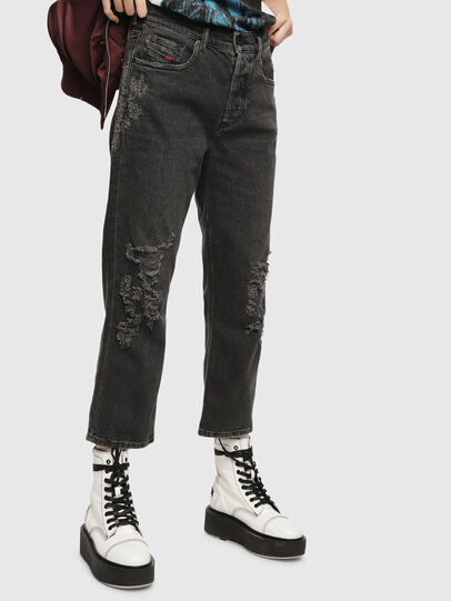 Diesel - Aryel 085AJ, Black/Dark Grey - Jeans - Image 1