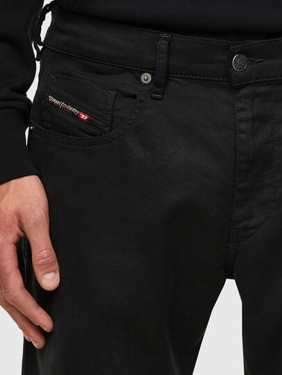 Diesel - D-Strukt Slim JoggJeans® 069NC, Black/Dark Grey - Jeans - Image 4