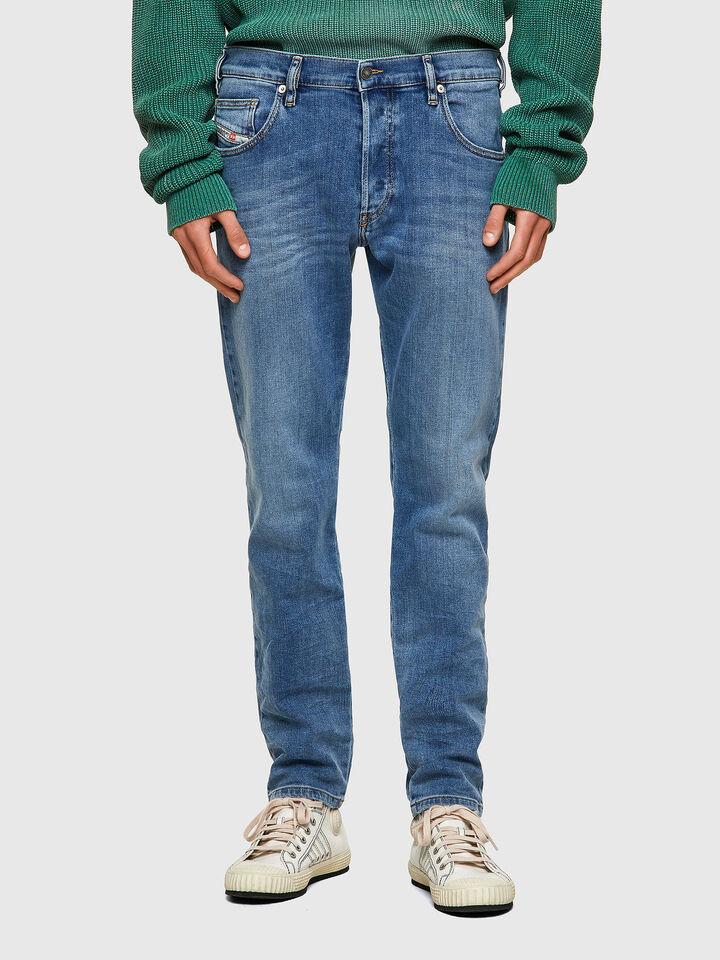 D-Yennox Tapered Jeans 009EK,