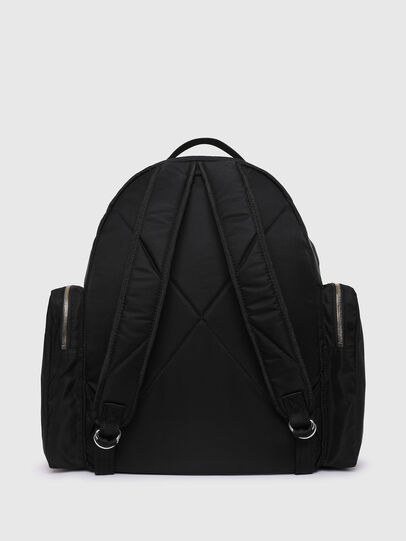 Diesel - BISIE, Black - Backpacks - Image 2