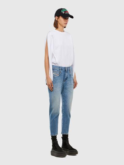 Diesel - Fayza 009EU, Light Blue - Jeans - Image 6