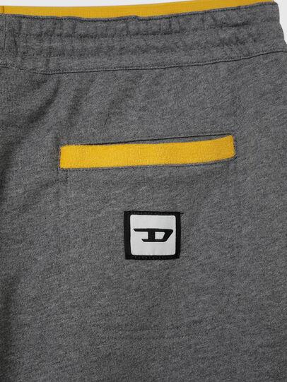 Diesel - UMLB-PETER-SP, Grey/Yellow - Pants - Image 3