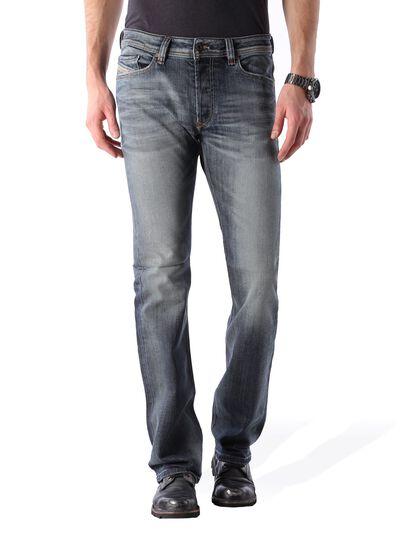 Diesel - Viker 0885K, Dark Blue - Jeans - Image 1