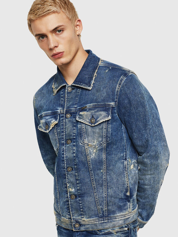 NHILL-TW,  - Denim Jackets