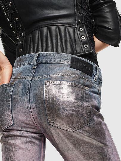 Diesel - D-Rifty 0091J, Medium Blue - Jeans - Image 5