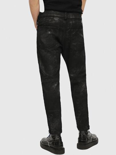 Diesel - Shibuia JoggJeans 069CQ, Black/Dark Grey - Jeans - Image 2