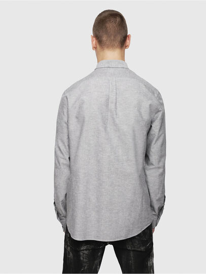 Diesel - S-MOI-R, Grey - Shirts - Image 2