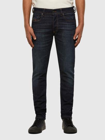 Diesel - Sleenker Skinny Jeans 009DI, Dark Blue - Jeans - Image 1