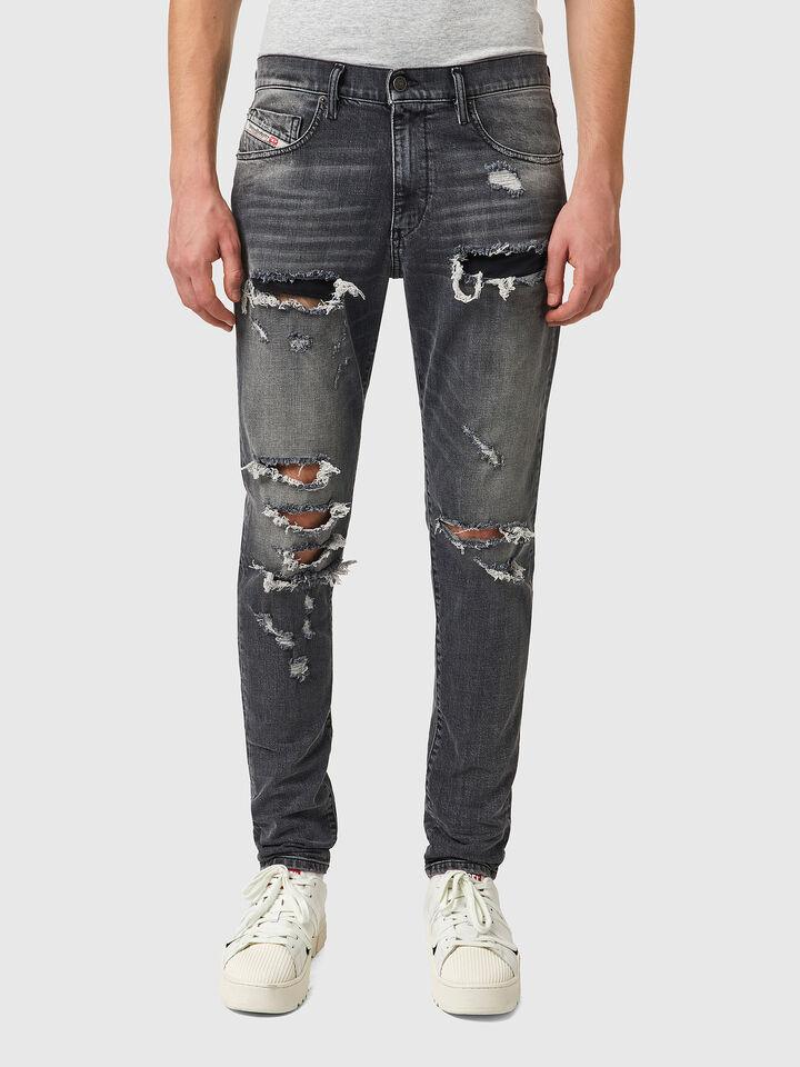 D-Strukt Slim Jeans 09B19,