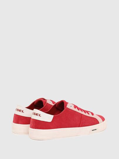 Diesel - S-MYDORI LC, Rojo - Sneakers - Image 3