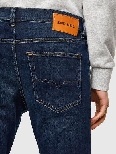 Diesel - D-Luster Slim Jeans 009ML, Dark Blue - Jeans - Image 3