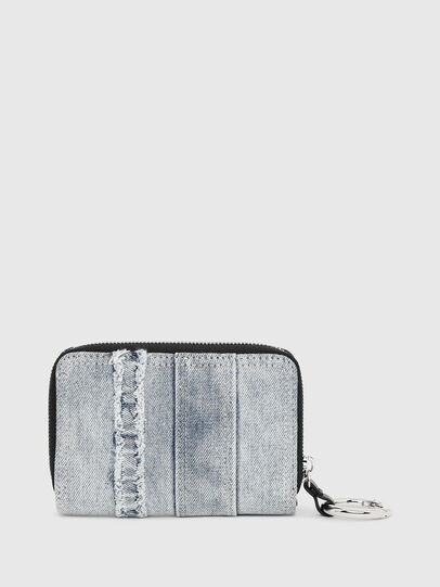 Diesel - BUSINESS II, Blue Jeans - Small Wallets - Image 2