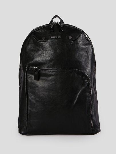 Diesel - L-L4BACK, Black - Backpacks - Image 1