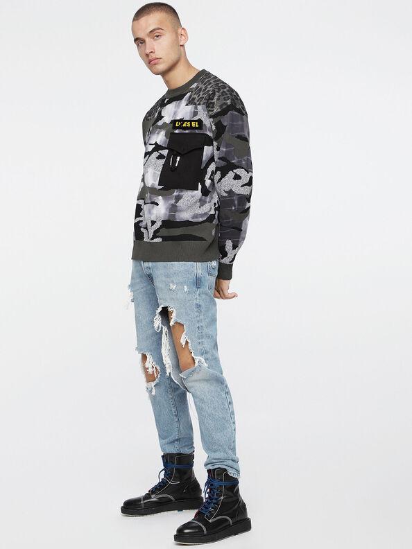 K-CAMOU-E,  - Sweaters