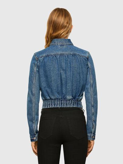 Diesel - DE-NINO, Medium Blue - Denim Jackets - Image 2