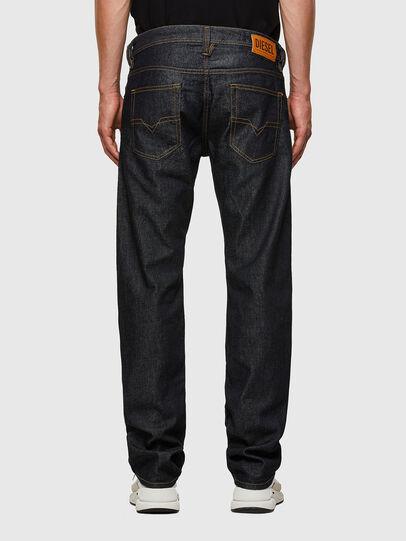 Diesel - Larkee Straight Jeans 009HF, Dark Blue - Jeans - Image 2