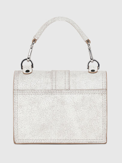 Diesel - MISS-MATCH CROSSBODY, White - Crossbody Bags - Image 2