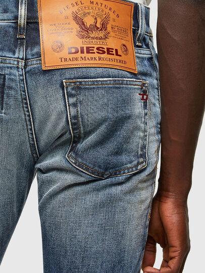 Diesel - D-Strukt Slim Jeans 009NI, Medium Blue - Jeans - Image 5