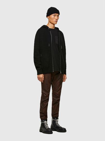 Diesel - K-ALAMAN, Black - Sweaters - Image 6