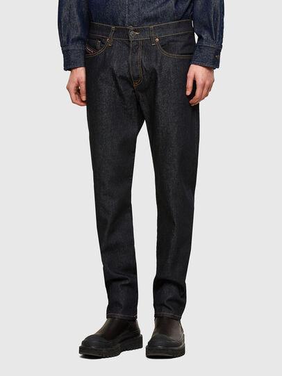 Diesel - D-Fining Tapered Jeans 009HF, Dark Blue - Jeans - Image 1