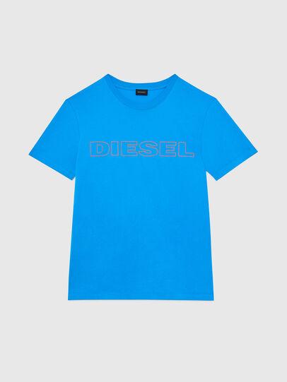 Diesel - UMLT-JAKE, Azure - T-Shirts - Image 1