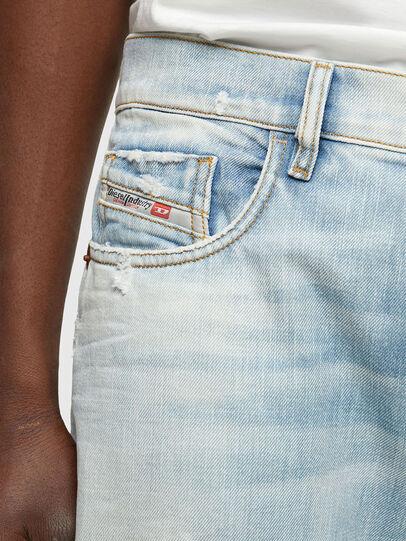 Diesel - D-Strukt Slim Jeans 009TN, Light Blue - Jeans - Image 3