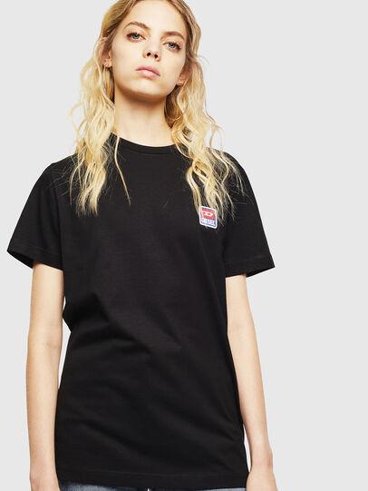 Diesel - T-DIEGO-DIV, Black - T-Shirts - Image 2