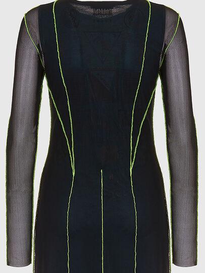 Diesel - D-VINA, Black/Green - Dresses - Image 4