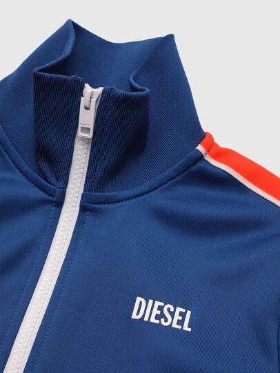 Diesel - SCORTESS, Blue - Sweatshirts - Image 3