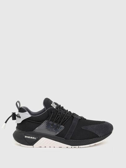 Diesel - S-KB UP LACE, Black/Blue - Sneakers - Image 1