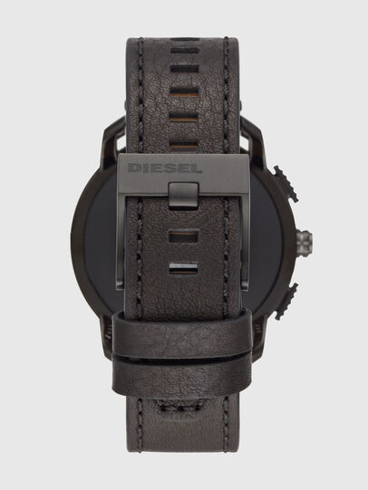 Diesel - DT2016, Black/Bronze - Smartwatches - Image 2
