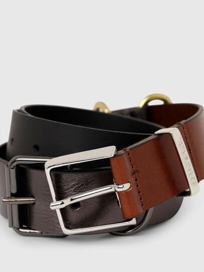 Diesel - B-TRIPLA, Brown/Black - Belts - Image 2