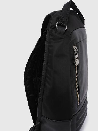 Diesel - BOHIO BU, Black - Backpacks - Image 4