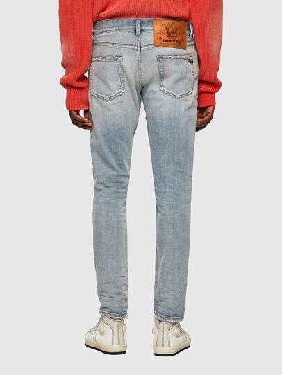 Diesel - D-Strukt Slim Jeans 09A04, Light Blue - Jeans - Image 2