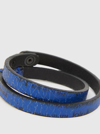 Diesel - A-DERUB, Black/Blue - Bijoux and Gadgets - Image 2