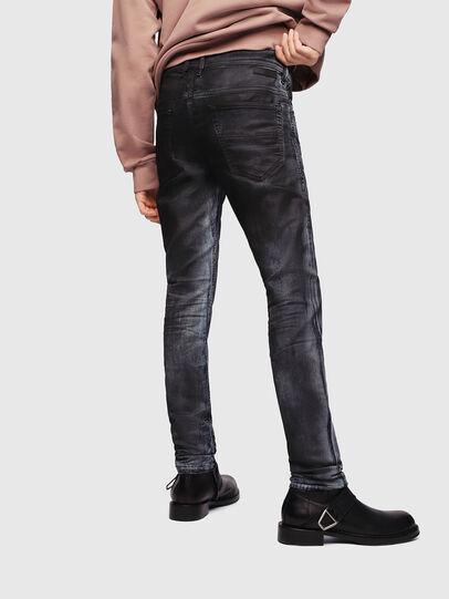 Diesel - Thommer JoggJeans 086AZ, Dark Blue - Jeans - Image 2