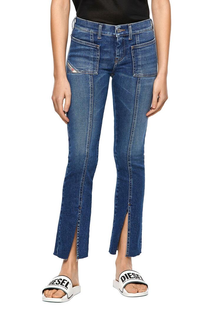 Slandy Skinny Jeans 009ZW,